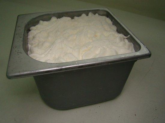 Helado de coco receta artesana