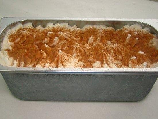 Helado de leche merengada receta tradicional